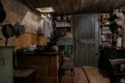 Alte Küche im Museum Lohr, Schneewittchen Schloß