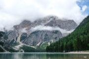 Pragser Wildsee, Berg